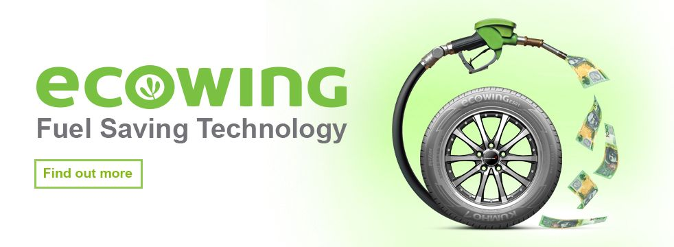 KUMHO_Ecowing_Fuel_Saving_Technology